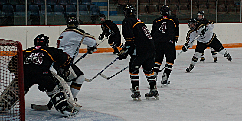 Centre four hockey league midget