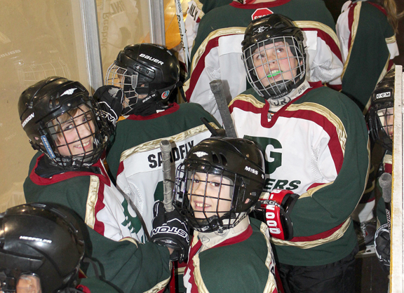 The Goodsoil Flyers peewee hockey team was set to take to the ice against the Meadow Lake Chargers at the Goodsoil Recreation Complex for STEP Hockey League play Saturday, Feb. 2.