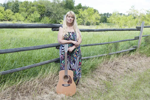 Alma Sibley, formerly of Meadow Lake, recently released a country music album.